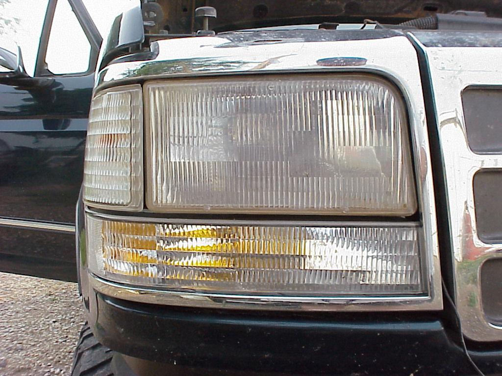 Cry Stock Headlights